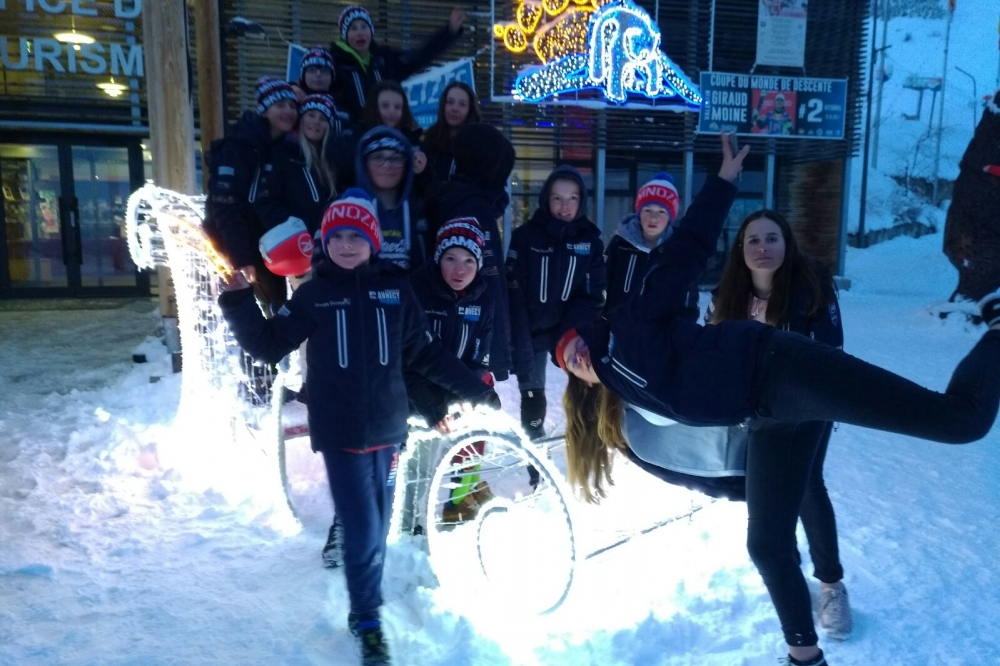 Les Etoile d'Or au Ski Games !!!