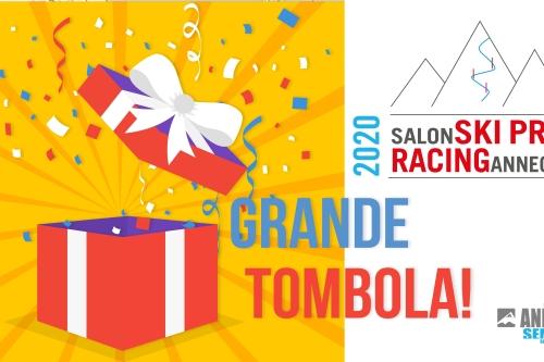 Grande Tombola du Salon Ski Pro Racing 2020