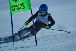 Course U10 du 20 mars au Grand Bornand