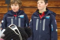 Slalom U12 - Le Grand Bornand - 28 janvier 2017