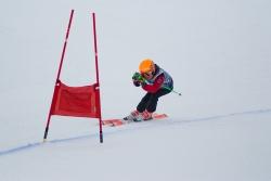 Course U12 GS Le Grand Bornand 20 janvier 2018