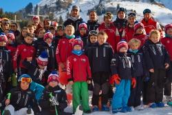 Une nouvelle année et plus de 100 enfants au club...